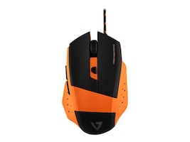 V7 Gaming Mouse 4000dpi, GM110-2N, 23619121, Mice & Cursor Control Devices