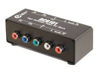 C2G Component Video with Stereo Audio Isolation Transformer, 40479, 9791152, Stereo Components