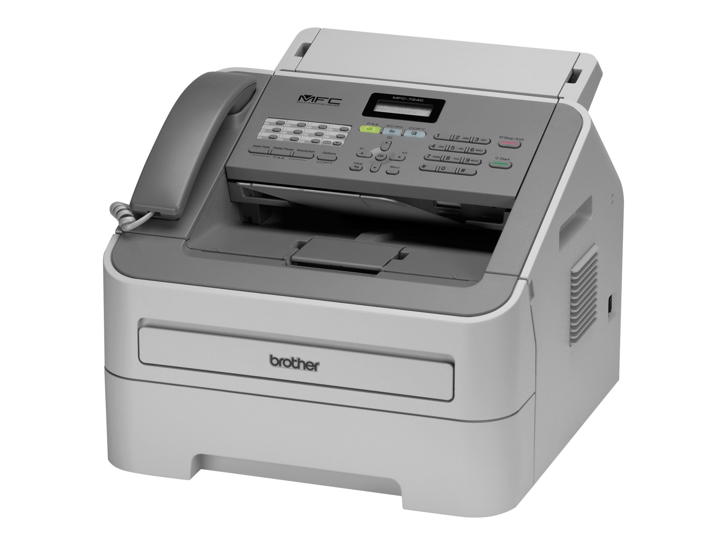 Brother MFC-7240 Compact Laser All-In-One, MFC-7240, 14417421, MultiFunction - Laser (monochrome)