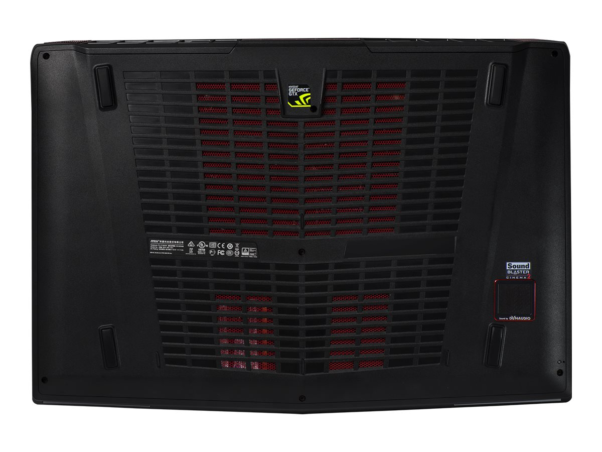 MSI Computer GT72 Dominator Pro G-1438 Image 15