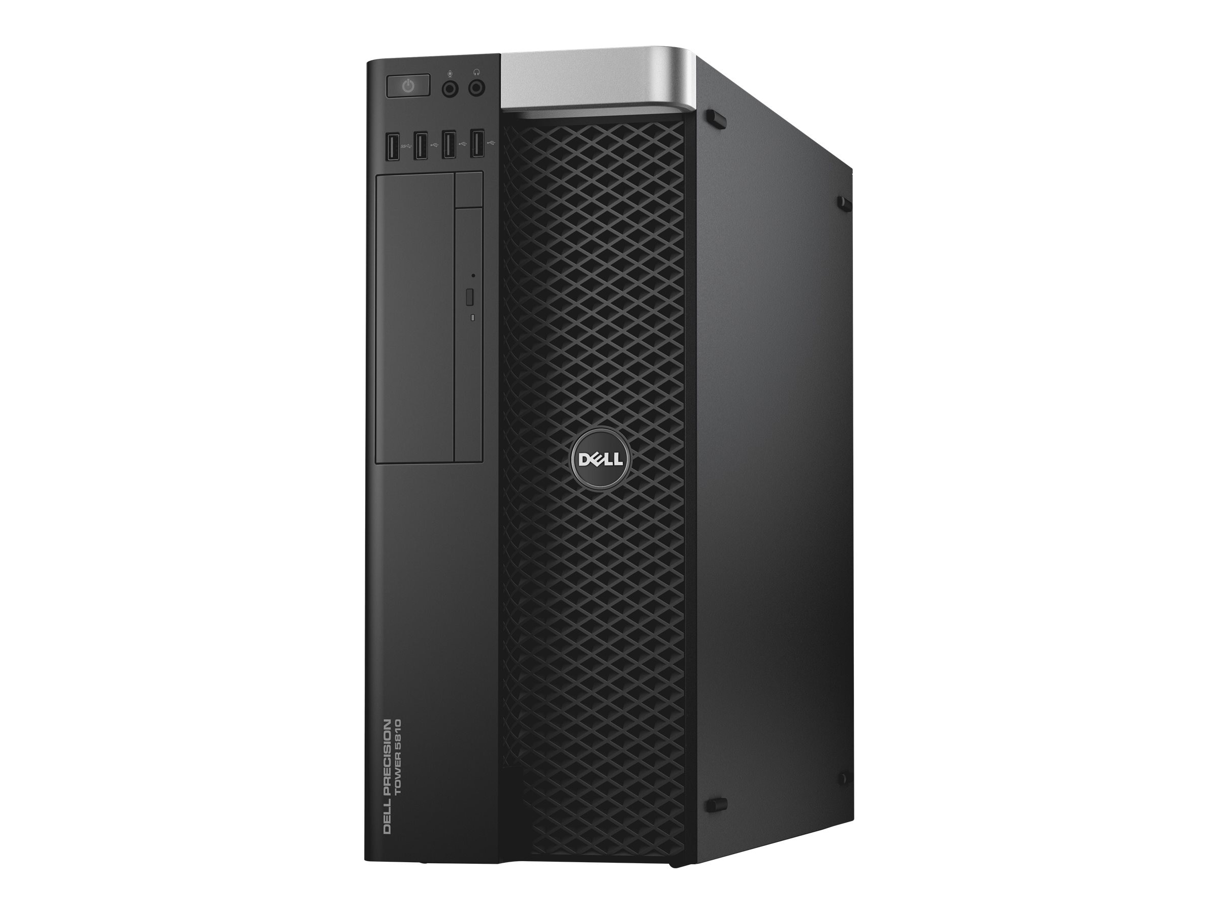 Dell Precision 5810 Tower Xeon QC E5-1620 v3 3.5GHz 8GB 1TB K620 DVD-ROM GbE W7P64-W10P