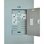 Tripp Lite Parallel Tie Cabinet Combines (2) UPS to Single Output 150A 300A, SUPT40K, 9185937, Battery Backup Accessories