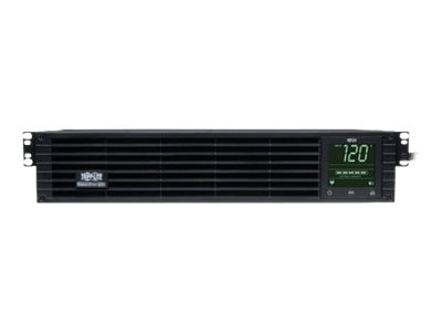 Tripp Lite SmartPro 2.2kVA 1920W 100 110 120V Line-interactive Sinewave UPS, 2U Rack Tower, USB Serial, EPO, SM2200RMXL2UP