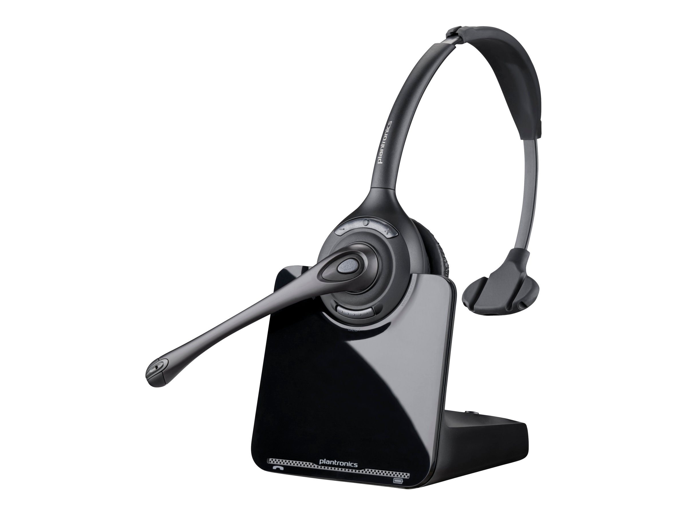 Plantronics CS510 HL10 Headset and Lifter Bundle, 84691-11, 14406642, Headsets (w/ microphone)