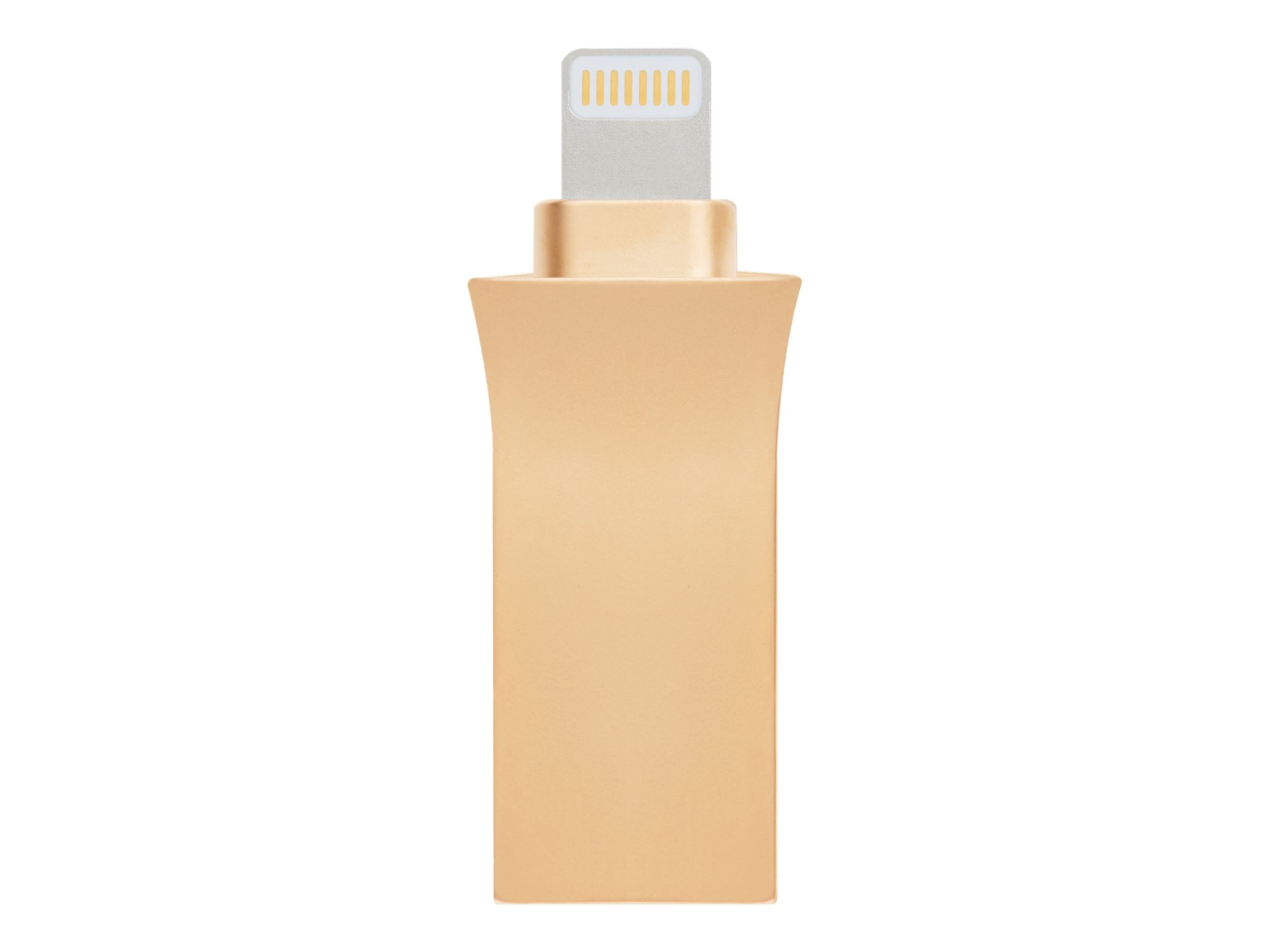 Transcend 32GB JetDrive Go 500 Lightning USB 3.1 Flash Drive, Gold, TS32GJDG500G