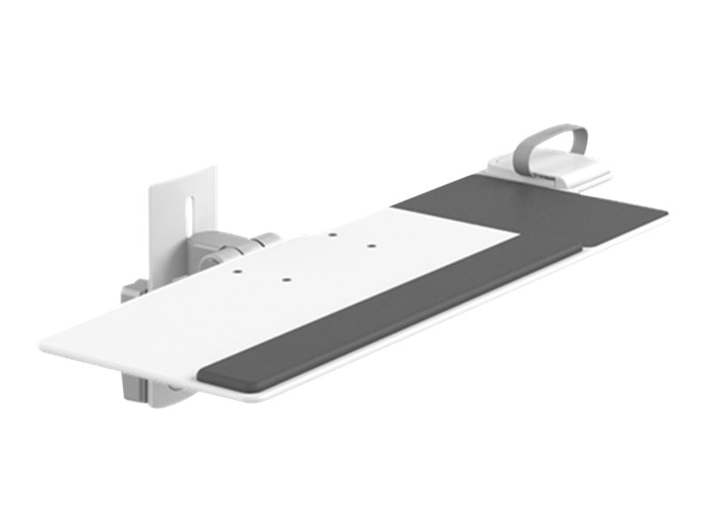 Humanscale V6 Standard Healthcare Keyboard Platform, V6SHP, 31064533, Cart & Wall Station Accessories