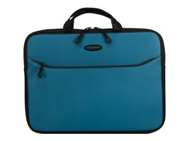 Mobile Edge Eva Slipsuit Sleeve 14, Teal Zippered, MESS9-14, 31889295, Carrying Cases - Notebook