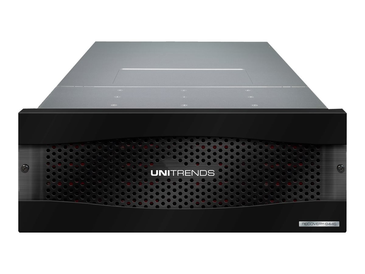 Unitrends Recovery RC944S Appliance - 122TB w  36-Month Service