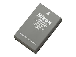 Nikon EN-EL9a Rechargeable Li-Ion Battery for Nikon D5000, 25377, 10104891, Batteries - Camera