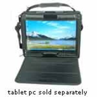 Elegant Packaging, LLC SoftSteel Convertible Bump Case for the Fujitsu T2020, 508443, 9200244, Carrying Cases - Notebook