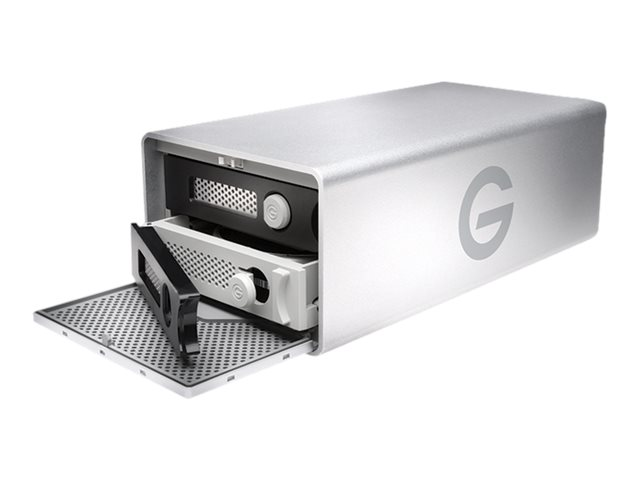 G-Technology 8TB Removable Thunderbolt2 3.0 Storage