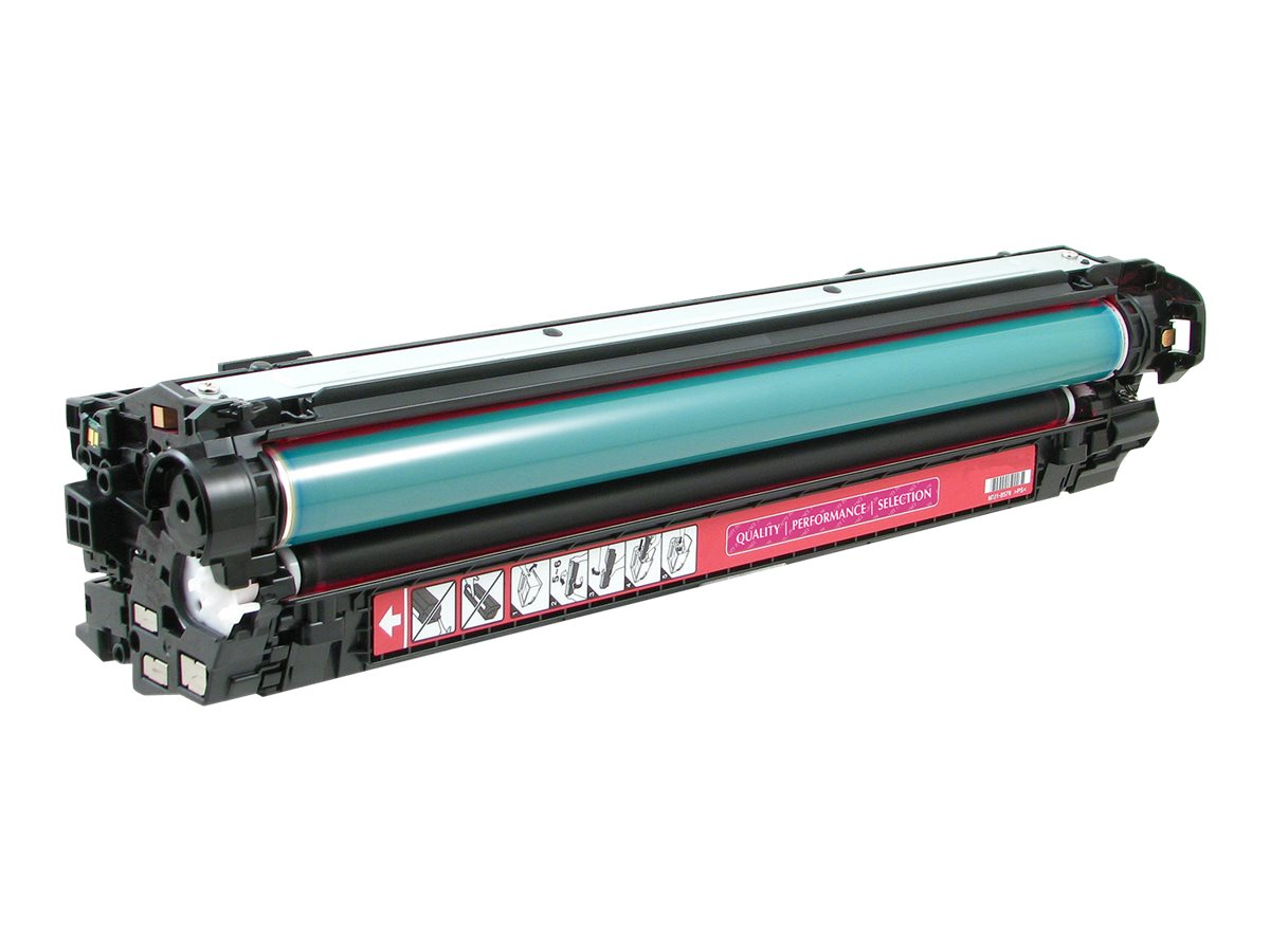 V7 HP 651A MAGENTA COLOR TONER