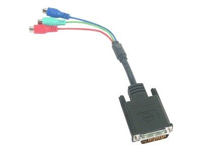 InFocus M1 to Component Video Adapter, RoHS, SP-M1-ADPT-R, 7928338, Adapters & Port Converters