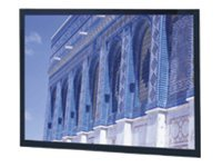 Da-Lite Da-Snap Projection Screen, HC Da-Mat, 4:3, 100