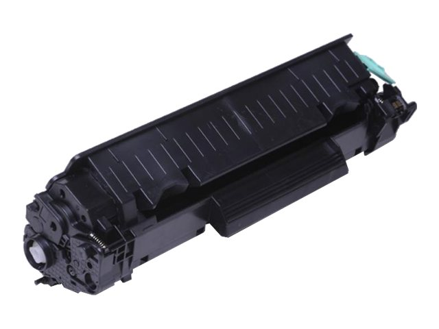 Ereplacements CE278A Black Toner Cartridge for HP LaserJet M1536dnf & P1606dn, CE278A-ER