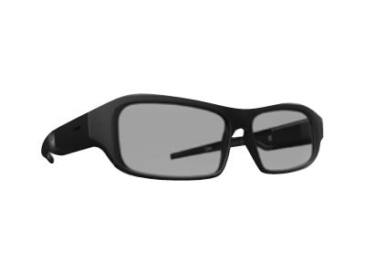 NEC XpanD 3D Glasses for NP Series, X105-RF-X2, 21085971, Projector Accessories