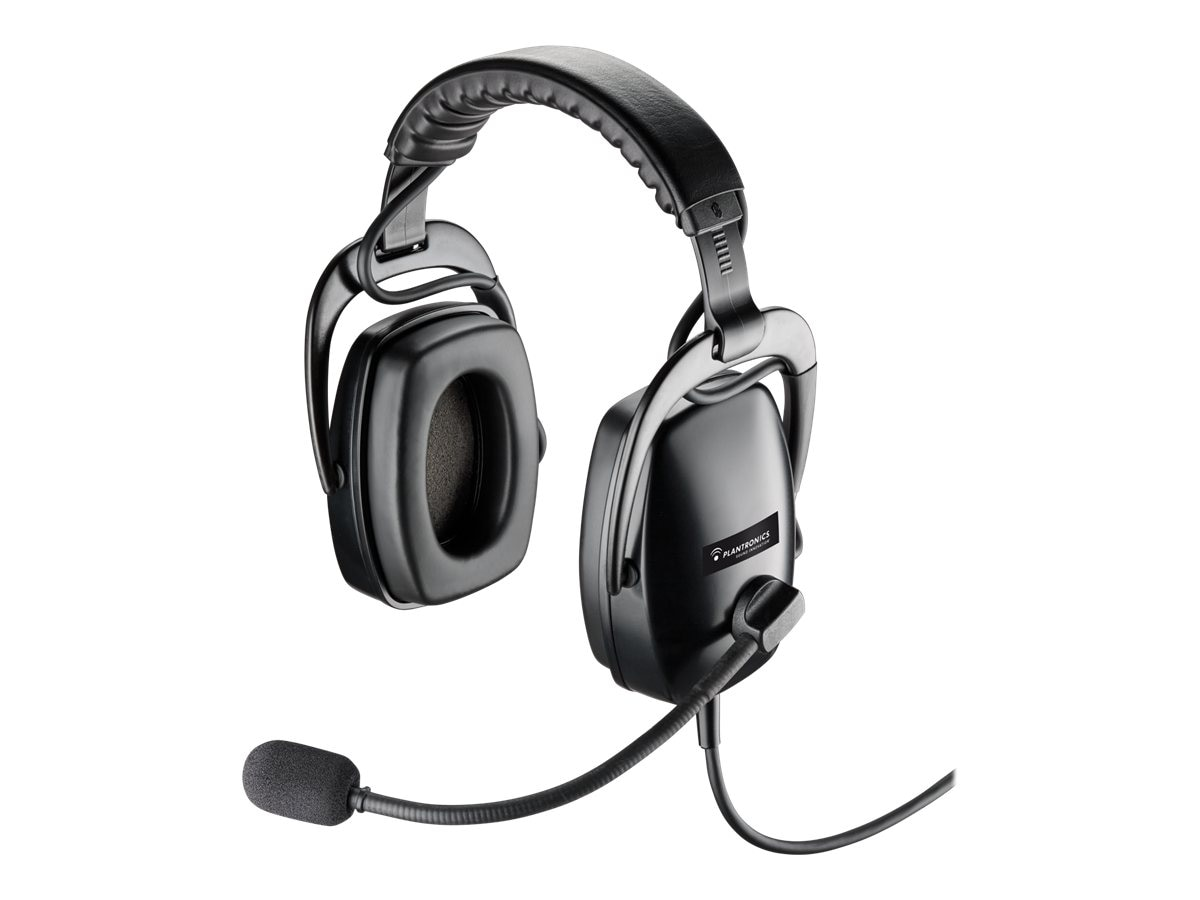 Plantronics SHR 2460-01 Ruggedized Headset