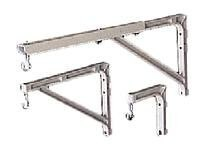 Da-Lite #23 Wall Bracket, 40933, 387936, Stands & Mounts - AV