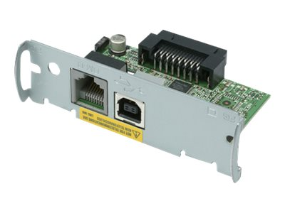 Epson USB Interface Card for Epson Printers, C32C824121, 428733, Printer Interface Adapters