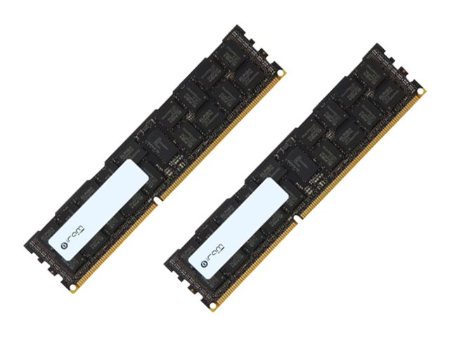 Edge 64GB PC3-10600 240-pin DDR3 SDRAM DIMM Kit, MAR3R1339T32G44X2, 31760686, Memory