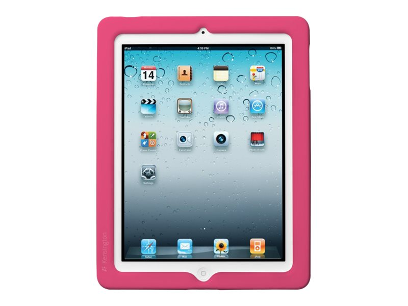 Kensington BlackBelt Protection Band for iPad 2, Pink, K39372US, 12906395, Protective & Dust Covers