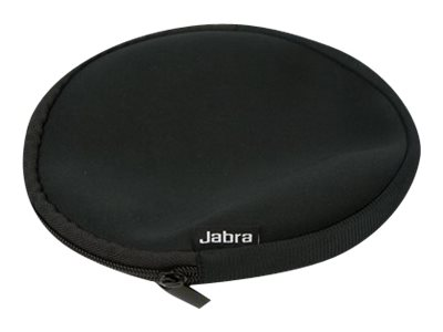 Jabra Neoprene Carrying Case for UC 550 &750, 14101-31, 16301828, Carrying Cases - Other