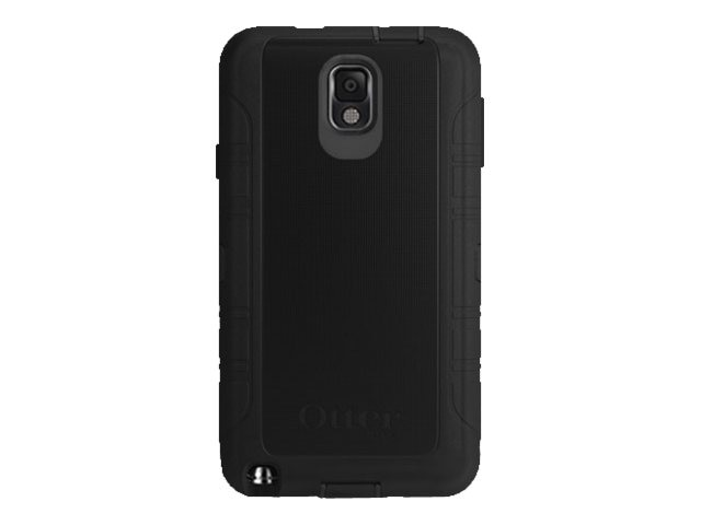 OtterBox Defender Case for Samsung Galaxy Note 3, Black, 77-34120, 16303461, Carrying Cases - Phones/PDAs