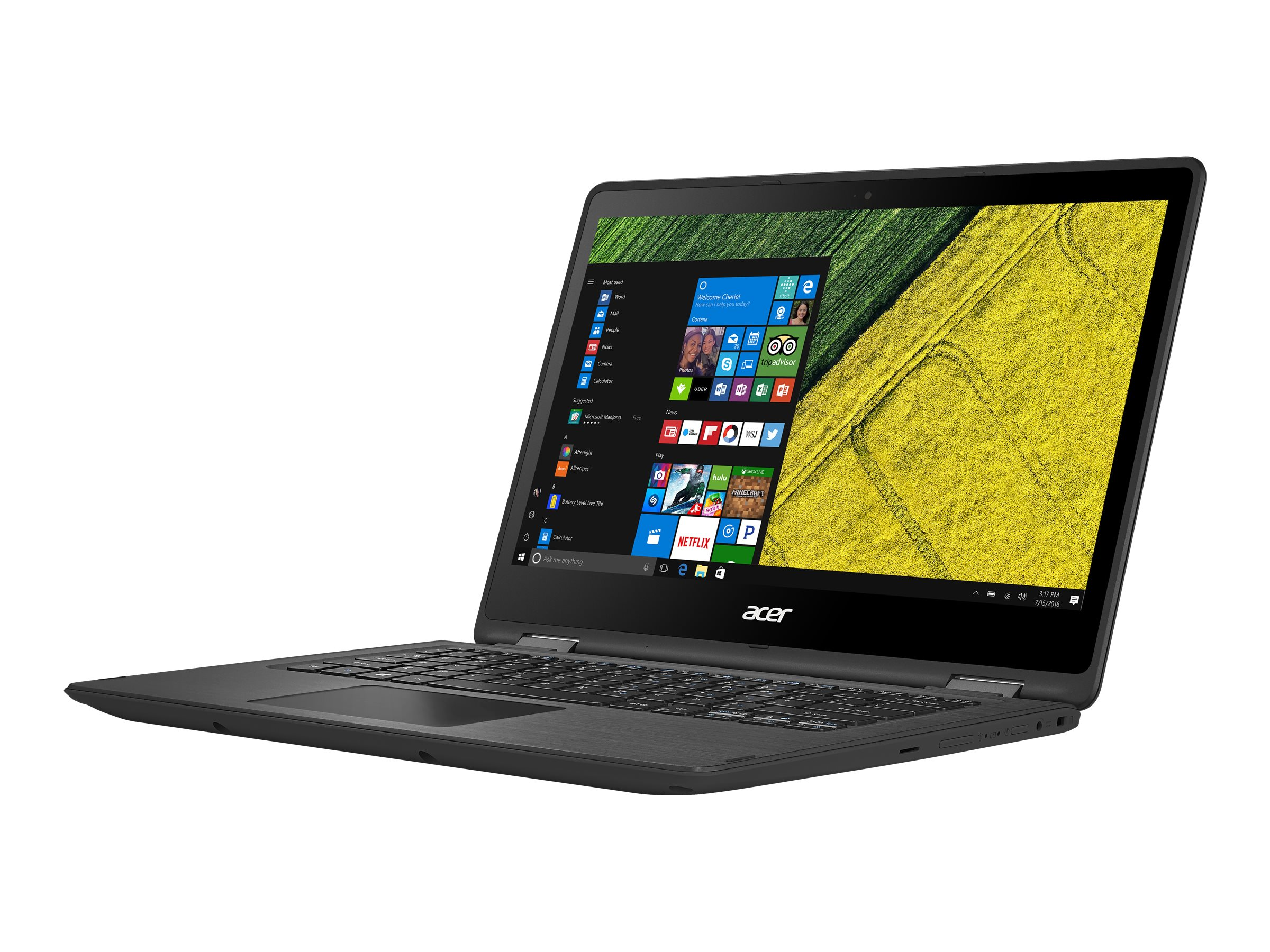 Acer Spin 5 513-51-51VX Core i5-7200U 2.5GHz 8GB 256GB SSDac BT WC 4C 13.3 FHD MT W10H64