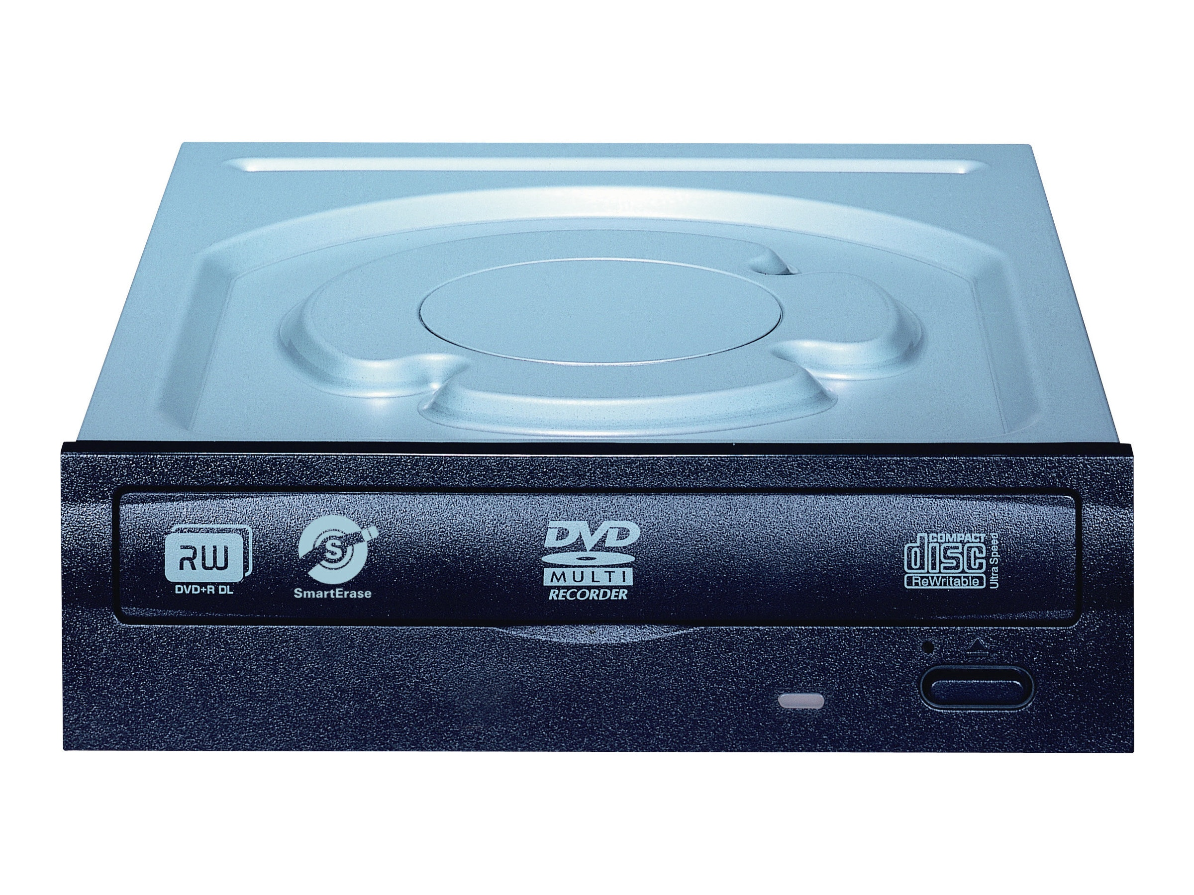 Lite-On It 24x iHAS124-14 SATA Internal Half Height DVD Burner, IHAS124-14, 16904397, DVD Drives - Internal