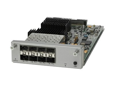 Cisco Catalyst 4500X 8-port 10G Network Module, C4KX-NM-8SFP+, 14002040, Network Device Modules & Accessories
