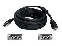 Belkin Pro Series High Integrity VGA SVGA Monitor Replacement Cable, 75ft, Bulk, F3H982X75, 409339, Cables