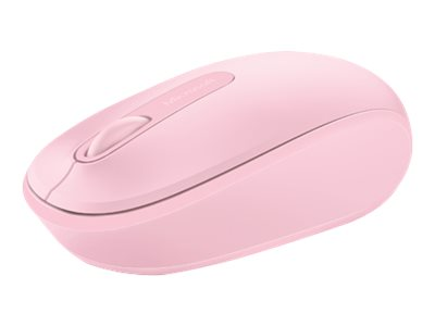 Microsoft Wireless Mobil Mouse 1850 Win 7 8, Pink, U7Z-00021, 16865421, Mice & Cursor Control Devices