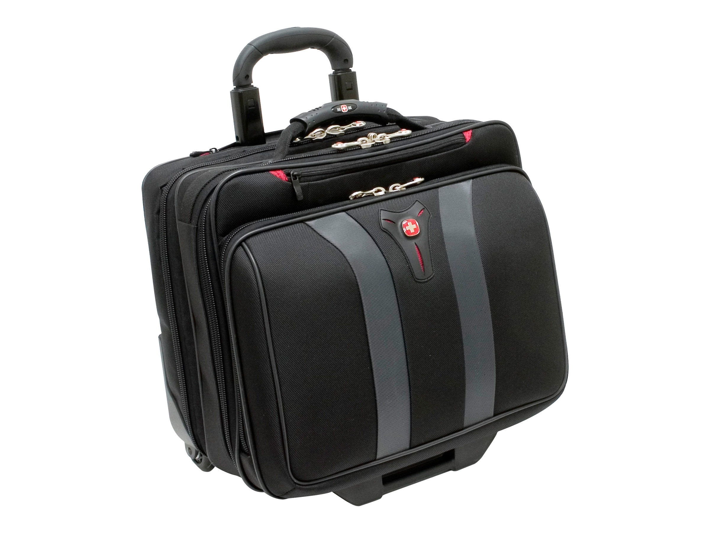 Wenger Wenger Swiss Gear Granada Wheeled Computer Case, GA-7011-14F00, 8040197, Carrying Cases - Notebook