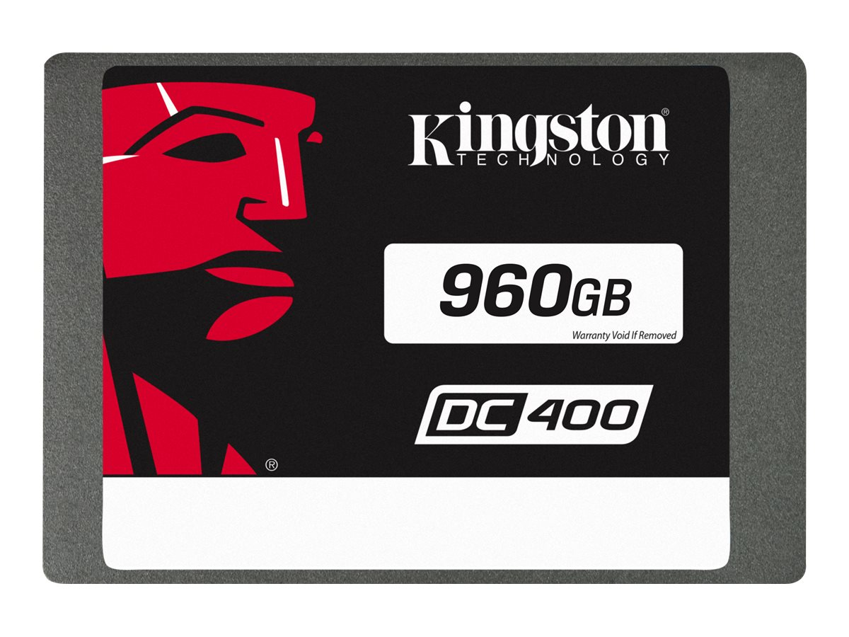 Kingston 960GB SSDNOW DC400 SATA 6Gb s 2.5 SSD