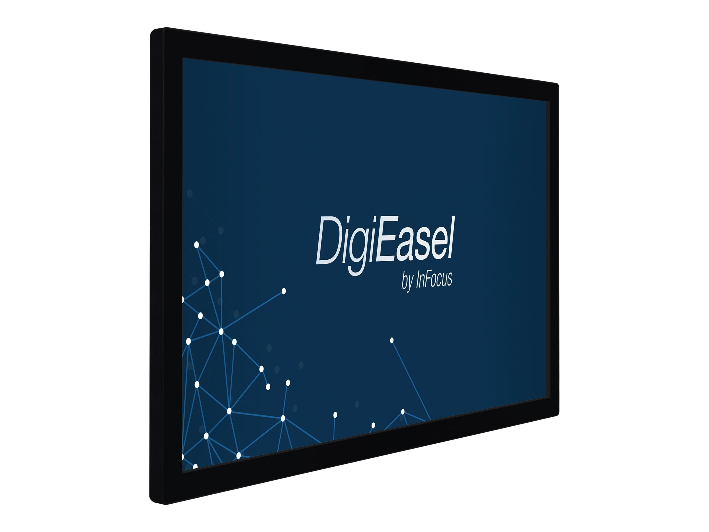 InFocus 40 Jtouch DigiEasel Full HD LED-LCD Interactive Whiteboard Display with Wireless Collaboration, INF4030CB
