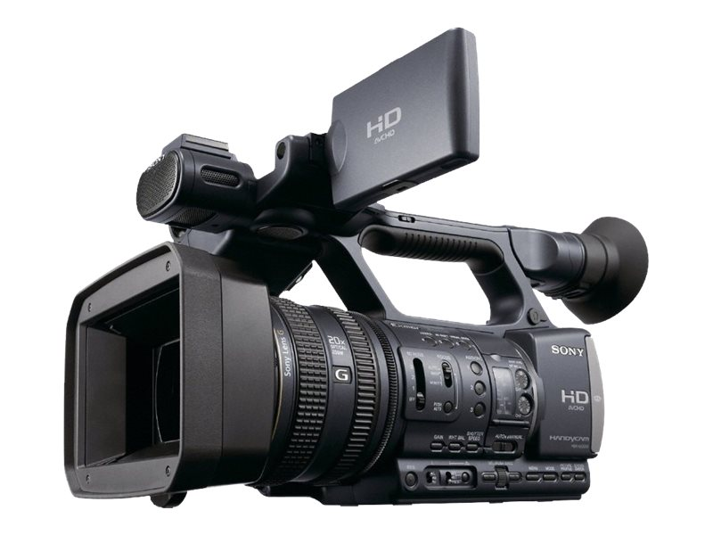 Sony HDR-AX2000 High-Definition Handycam Camcorder