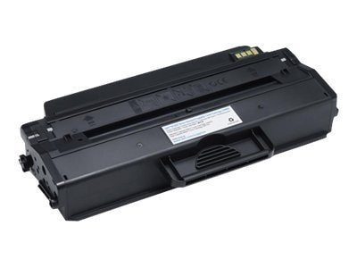 Dell 2500 Page Black Toner Cartridge for Dell 1260dn, 1265dfw & 1265dnf, 331-7328
