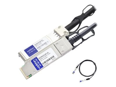 ACP-EP 10GBase-CU QSFP+ to SFP+ Passive Twinax Direct Attach Cable, 7m, MC2309124-007-AO