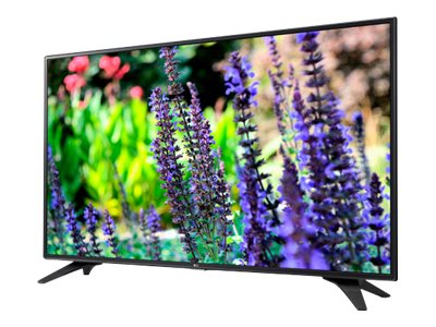 LG 43 LW340C LED-LCD TV, Black, 43LW340C