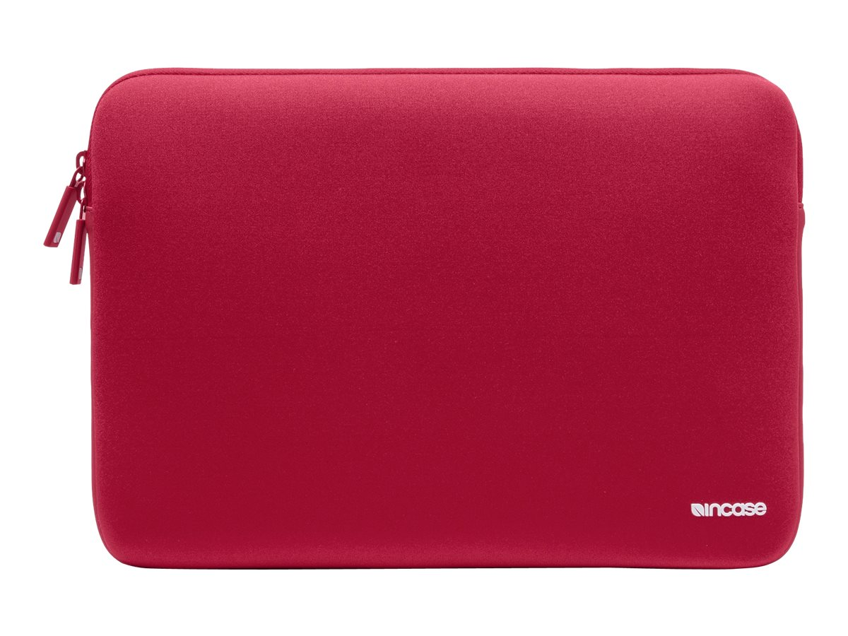 Incipio Incase Classic Neoprene Sleeve for 15 MacBook Pro, Pink Sapphire