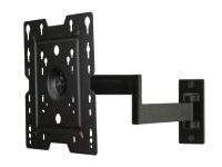Peerless SmartMountLT Articulating Wall Mount for 22-40 Displays