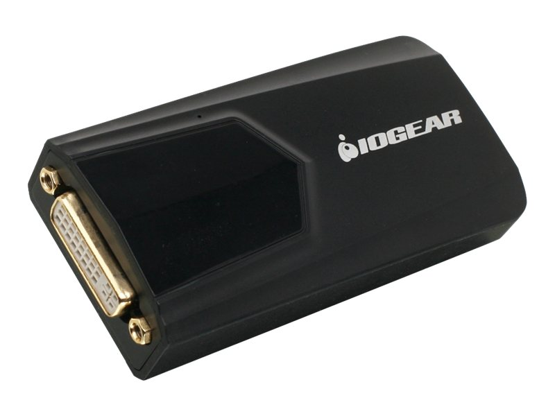 IOGEAR USB 3.0 External DVI Video Card Adapter, Exclusive Buy - Save $7, GUC3020DW6, 17455968, Adapters & Port Converters