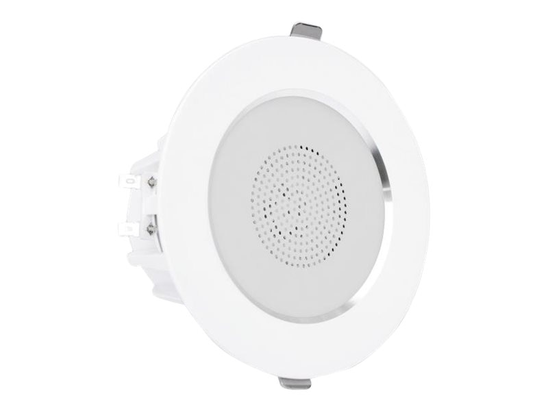Pyle 3.5 Ceiling Wall 2-Way Aluminum Frame Speaker Pair, PDIC35