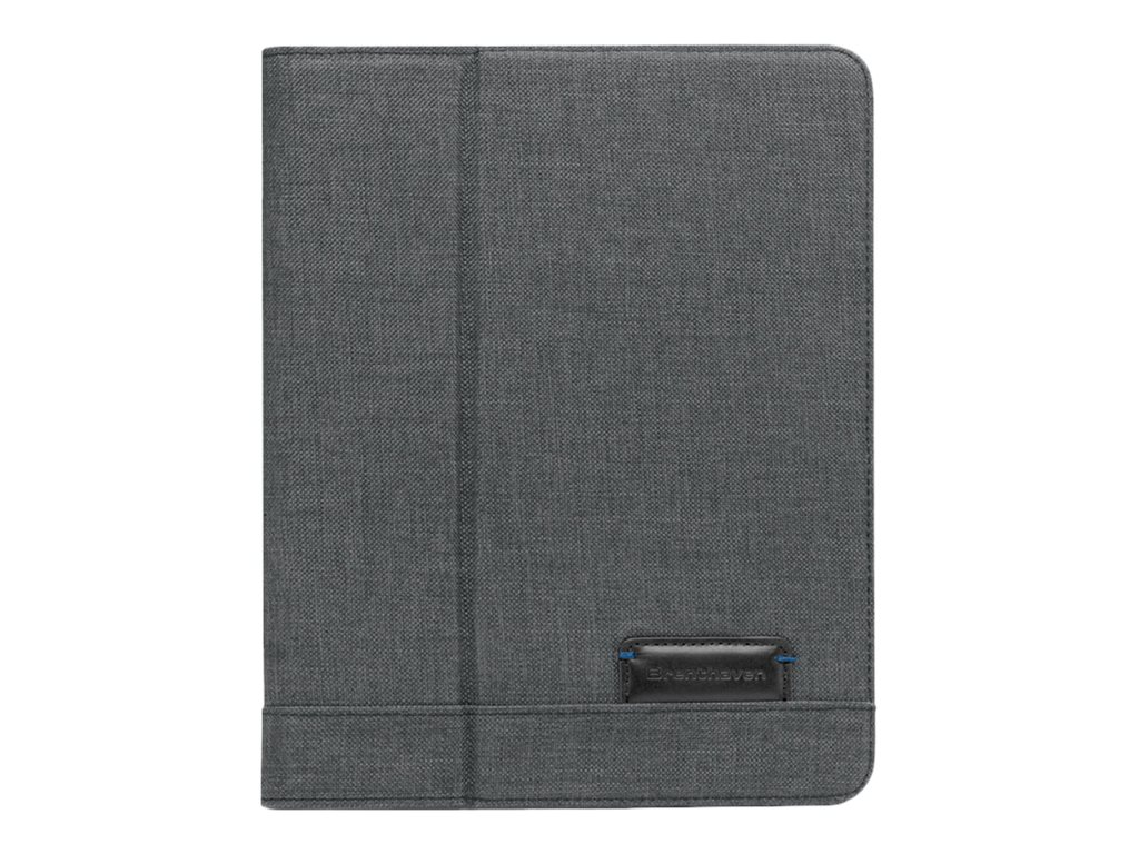 Brenthaven Collins Folio for iPad 2-4, Charcoal
