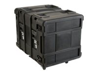Samsonite 24 Deep Roto Shock Rack, 19W x 24D x 17.75H, Rackable, 3SKB-R910U24, 5747576, Carrying Cases - Other