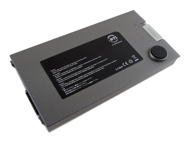 BTI Battery, Lithium-Ion, 14.8 Volts, 4500mAh, Alienware, AW-5620D, 8442823, Batteries - Notebook