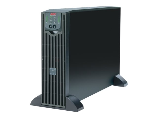 APC Smart-UPS RT 3000VA 2100W 208V UPS, (2) L6-20R, (2) L6-30R Outlets, SURTD3000XLT, 7391155, Battery Backup/UPS