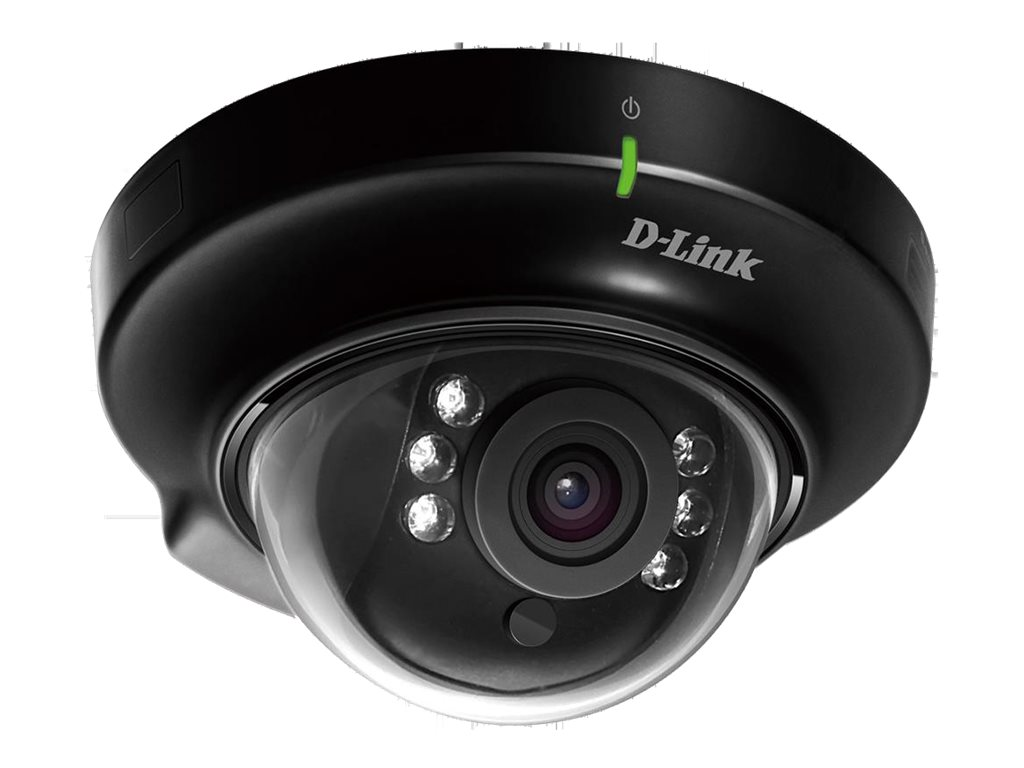 D-Link 1MP Indoor HD Mini Dome IP Camera, DCS-6004L