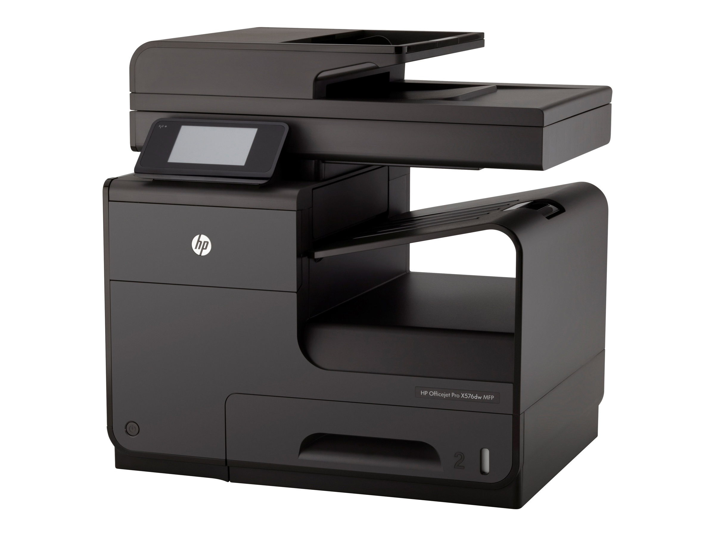 HP Officejet Pro X Series X576dw Color MFP, CN598A#B1H, 15056816, MultiFunction - Ink-Jet