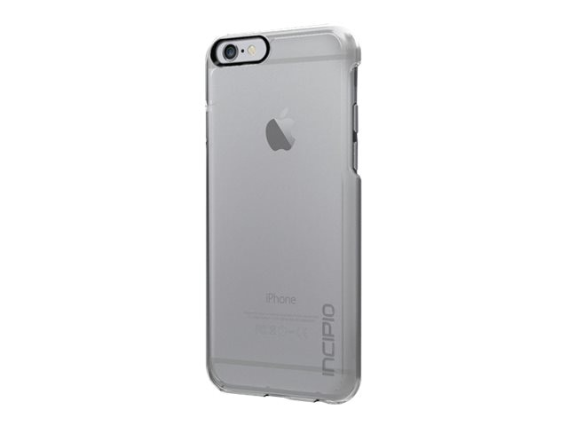 Incipio feather Ultra Thin Snap-On Case for iPhone 6 6s, Clear, IPH-1177-CLR